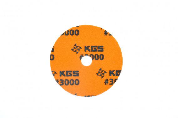 Disque polissage à sec XX grain 3000