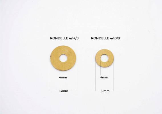 Rondelles 4/10/8