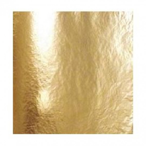 Feuille d'or 23 3/4 carats