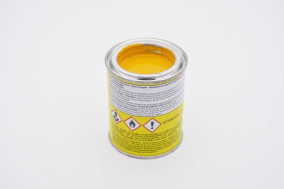 Peinture pour gravure jaune 105ml