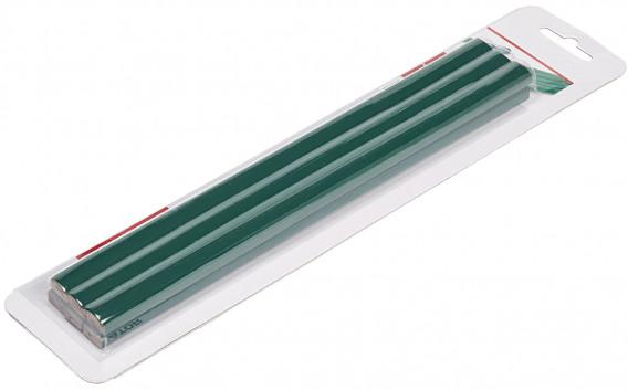 Crayon tailleur de pierre sur carte x 6 24,5 cm