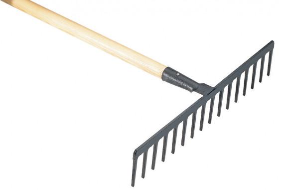 Râteau 14 dents droites 40 x 8.5 cm