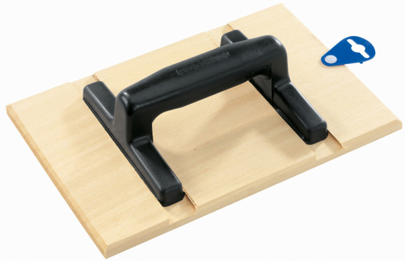 Taloche rectangulaire bois 40 X 30 CM