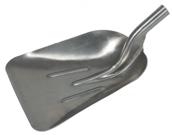 Pelle à neige aluminium extra creuse 37 x 42 cm