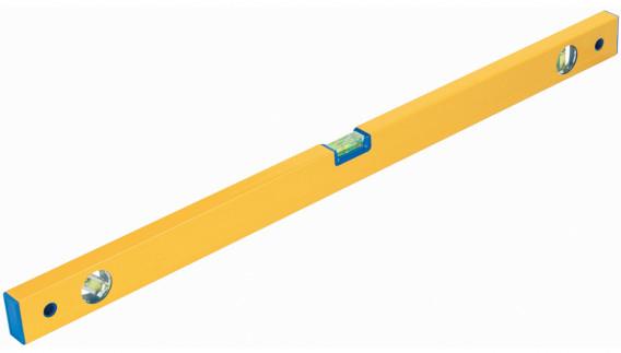 Niveau rectangulaire 3 fioles 60 cm 310 grs