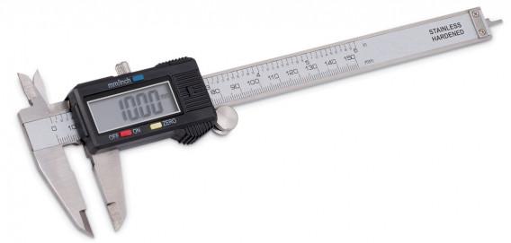 Pied à coulisse digital 1 / 100 mm PRO
