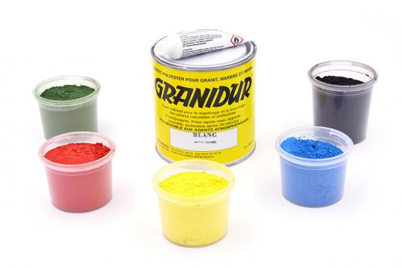 Kit de réparation couleur (poudre)