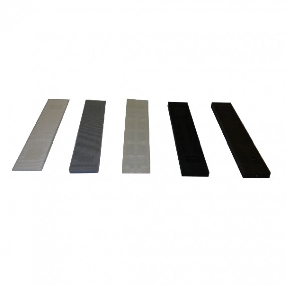 Cales PVC panaché 1,2,3,4,5 mm