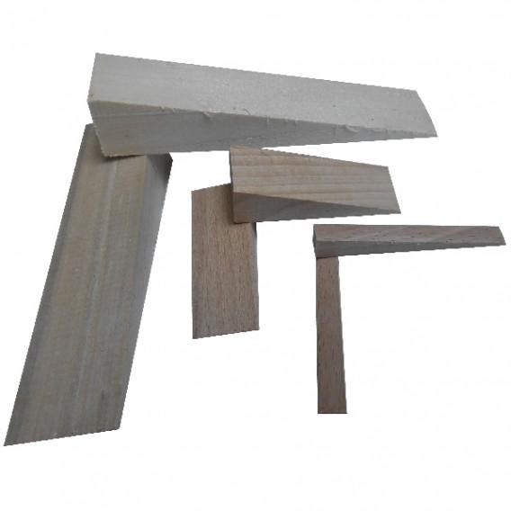 Cale coins bois petit et moyen modèle