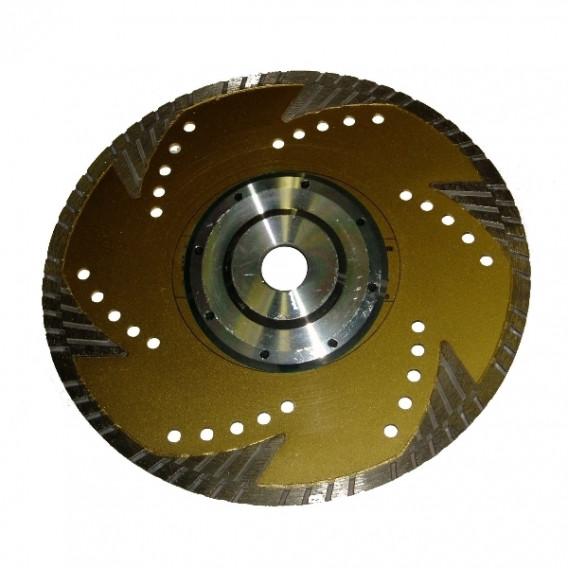 Disque or haute qualité Ø125mm