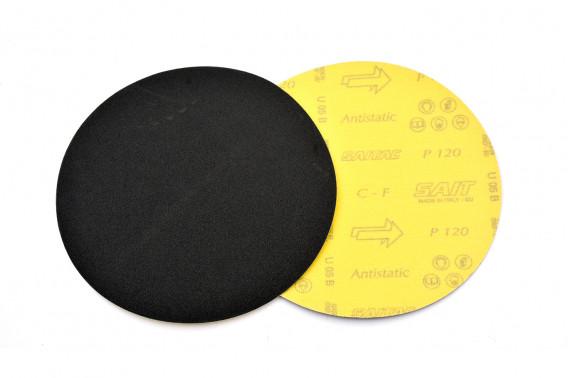 Disque abrasif velcro qualité sait Ø150 gr.220
