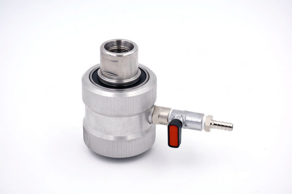 Embout à eau corps métal emmanchement cylindrique