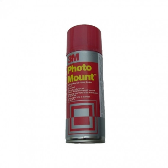 Colle spray incolore