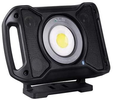 Lampe audio intégré